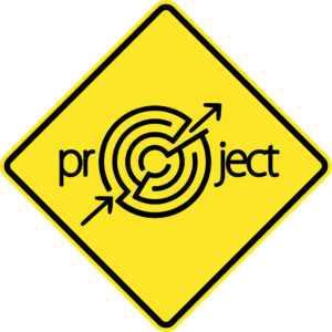 Project Road Sign
